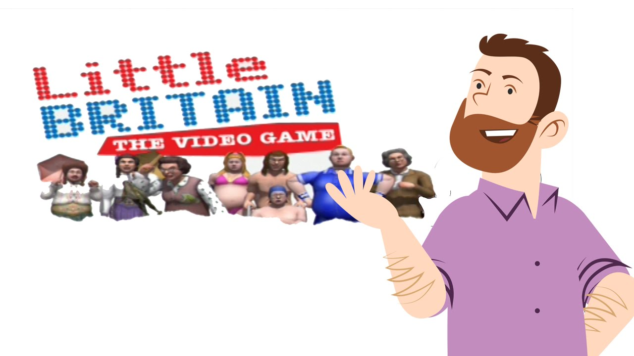 Little Britain Game