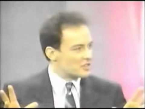 JELLO BIAFRA ON OPRAH WITH TIPPER GORE