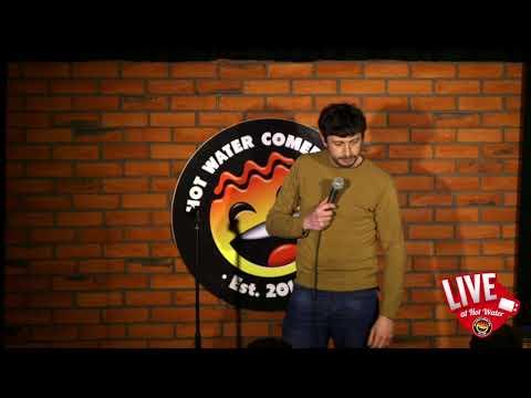 Danny Deegan | LIVE at Hot Water Comedy Club