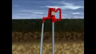 Nooziq-muzlatish hydrants (ustunlar) Merrill o'rnatish qo'llanma