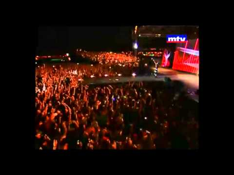 Tyga - NRJ Music Tour 2013 Lebanon (Live Show)