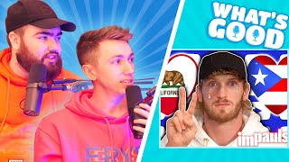 No More Impaulsive, Sidemen Ending & a Wroetoshaw Apology?? - What's Good Full Podcast EP92