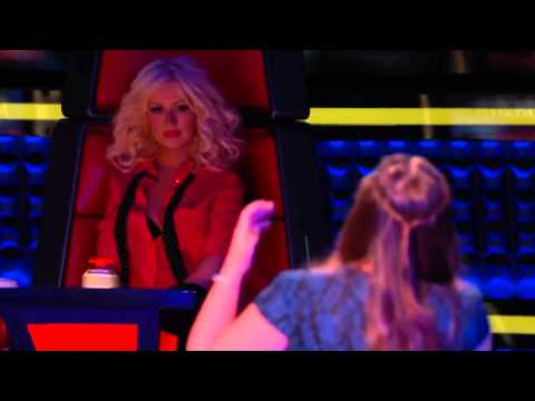 ✪ The Voice 2015 ✪ Top 10 Knockouts ** Treeva Gibson ** Chasing Pavements