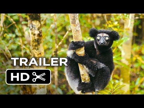 Island Of Lemurs Madagascar Movie Hd Trailer