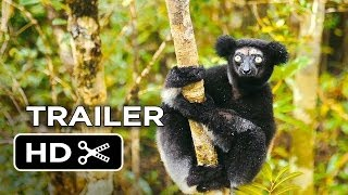 Island of Lemurs: Madagascar Official Trailer #1 (2014) - Nature Documentary HD