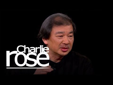 Shigeru Ban | Charlie Rose - YouTube