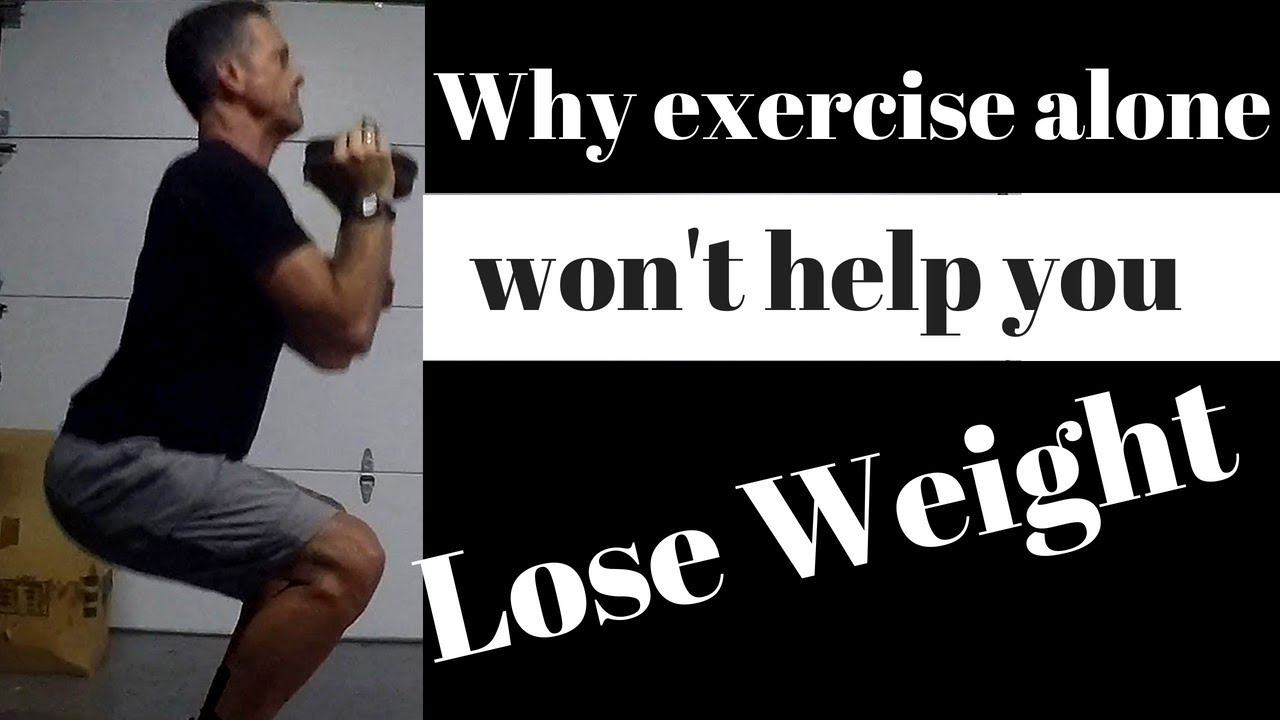 Watch How to Lose Weight: Exercise Alone Wont Help video