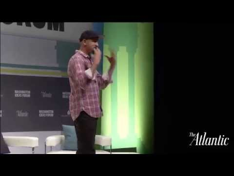 IDEAS OUT LOUD: Mick Ebeling / Washington Ideas Forum 2015