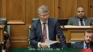 Question 7 - Dr Liz Craig to the Minister for the Environment thumbnail
