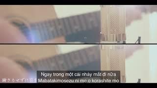 瞬き mabataki---back Number Bản Vietsub ベトナム語