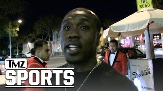 Andre Berto -- Stunned by Bernard Hopkins KO | TMZ Sports