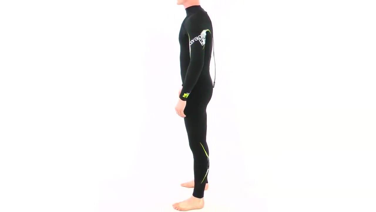 023c13c0835f6 Body Glove Men s Vapor 3 2MM Back Zip Fullsuit Wetsuit