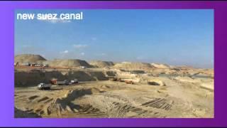 أرشيف قناة السويس الجديدة : الحفر فى القطاع الاوسط 16ديسمبر 2014