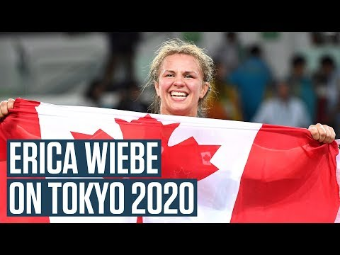 Olympic Gold Medalist Erica Wiebe On 2020 Olympic Games Being Postponed
