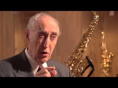 The Development History of Yamaha Saxophones with Eugene Rousseau