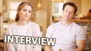Mark Wahlberg & Rose Byrne Interview - Instant Family (2018) Comedy Movie HD