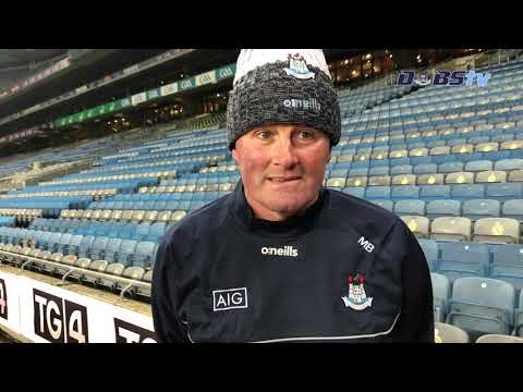Mick Bohan speaks to DubsTV after the Dublin Ladies claim All-Ireland glory
