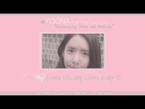 [Karaoke⁄Thaisub] YoonA  - Deoksugung Stone wall Walkway (Feat. 10cm)