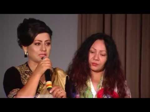 SHWETA KHADKA'S FIRST PUBLIC SPEECH IN NEPAL ABOUT SHREE KRISHNA SHRESTHA