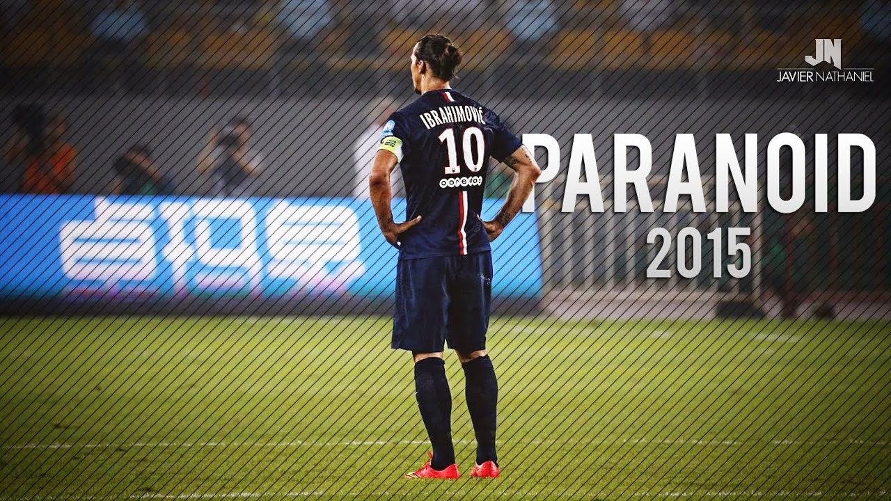 Zlatan Ibrahimović ● Paranoid ● Skills & Goals HD