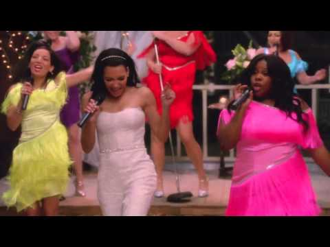 GLEE   Full Performance of 'I'm So Excited' from 'A Wedding'1