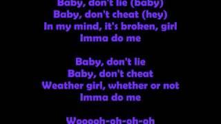 Mario - Weather Girl With Lyrics =]