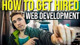 HOW TO GET YOUR FIRST WEB DEVELOPER JOB (Sr. Software Engineer Explains His Hiring Process)