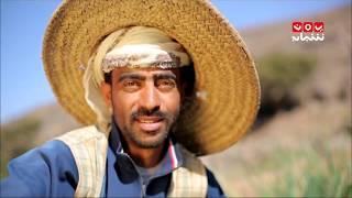 ريف اليمن |تحدي مع  الفنان السفياني | وقلعة هكر الحميرية |بقايا زمان اول تلفزيون بالقرية | يمن شباب