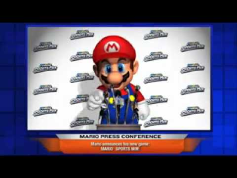 Mario Sports Mix Interview.mp4