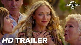 Mamma Mia! Here We Go Again (2018) Final Trailer (Universal Pictures) HD