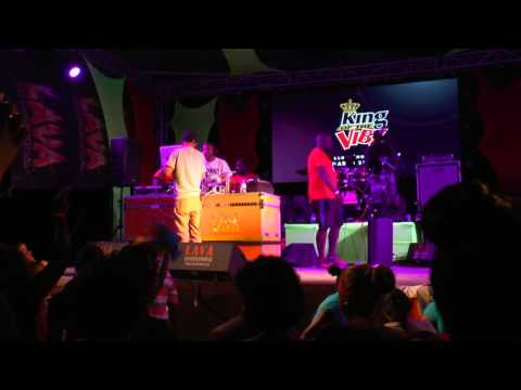 Mighty Crown Live in Antigua for KOV5 King of the Vibz