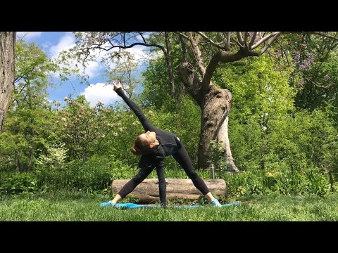 NYC CENTRAL PARK HIIT WORKOUT   Full Body