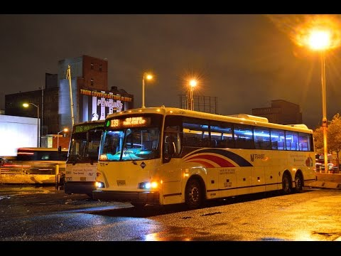 New Jersey Transit 2012 Designline ECOCoach CNG Commuter 7204