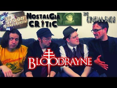 Nostalgia Critic - Bloodrayne (feat. Linkara, Spoony and Cinema Snob)