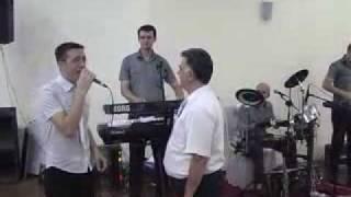 Favoriti bend i Vojo Stojanovski - Kazi mi vujce (svadba res Mont Blan Gostivar)