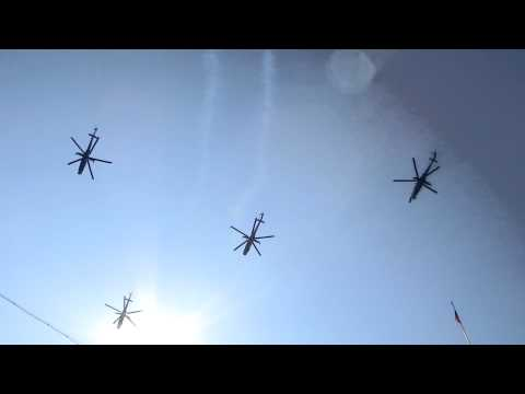 20th Armenian Independence Day Military Parade, Part 3