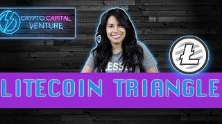 Litecoin Triangle Bounce - LTC Looking Good