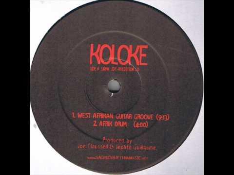 Koloke - West Afrikan Guitar Groove (Edition 2)