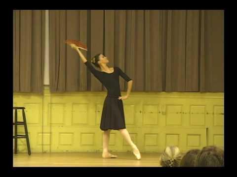 The Harp in Ballet