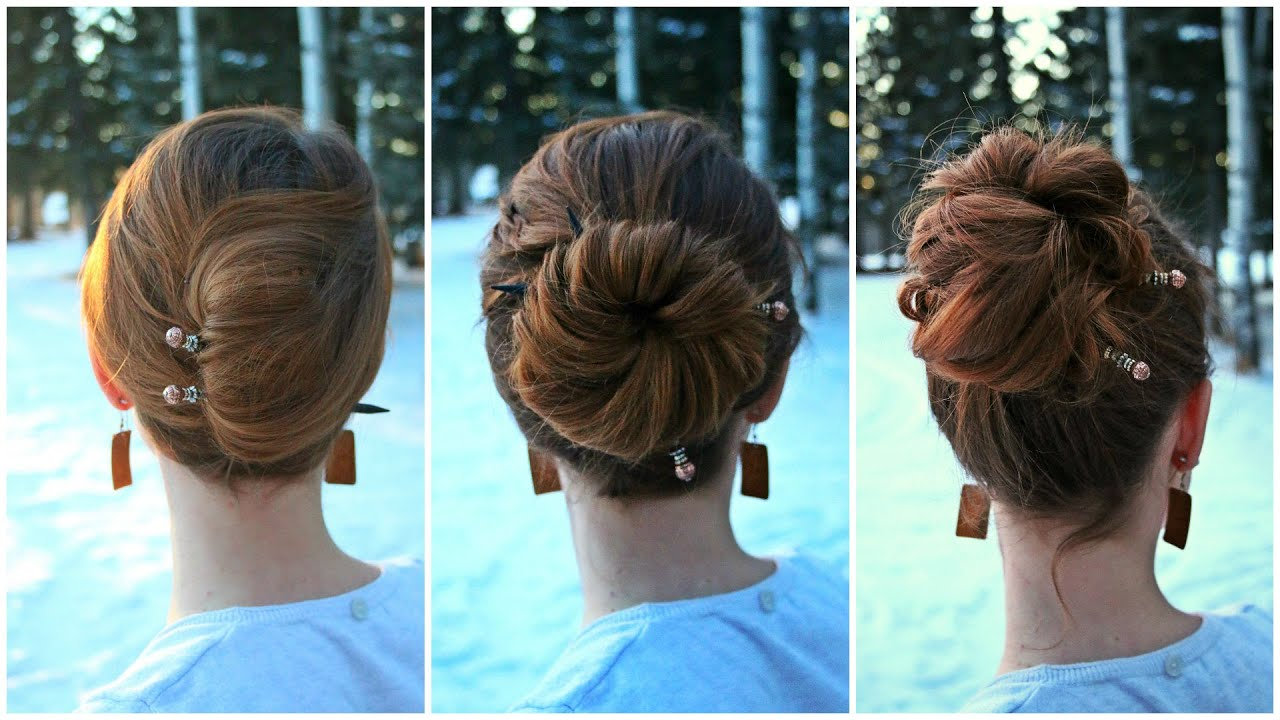 3 easy diy updos for new years youtube 3 easy diy updos for new years solutioingenieria Images