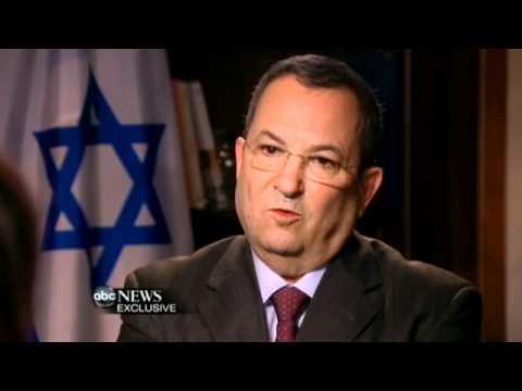 Ehud Barak discusses the Egyptian uprising with Christiane Amanpour
