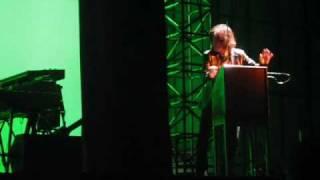 Jean Michel Jarre - Oxygene Part III (Ljubljana, Slovenia, 7.nov08)