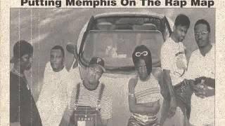 Memphis Rap Mash Up - Gettin
