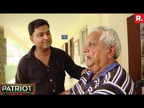 Major Gaurav Arya At Pune's Paraplegic Rehabilitation Center | Patriot