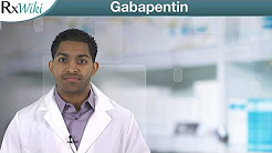 Gabapentin To Treat Adults With Nerve Pain Caused by Shingles - Overview
