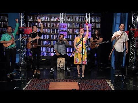 Las Cafeteras in Conversation & Performance on Democracy Now!