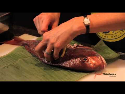 how to pan fry fish without sticking