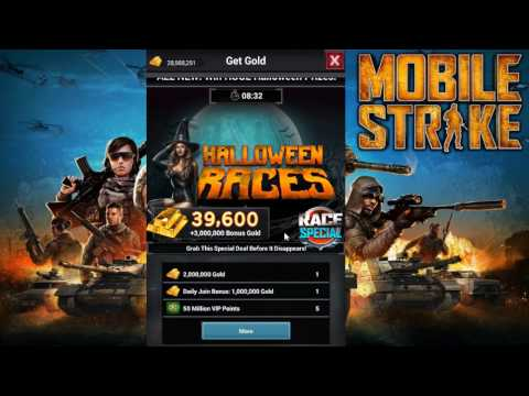 Mobile Strike I'M NOT BUYING PACKS - Here's Why