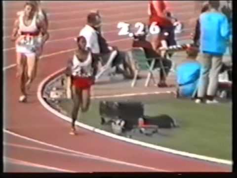Keino v.Ryun.1500m.1968 Olympic Games,Mexico City
