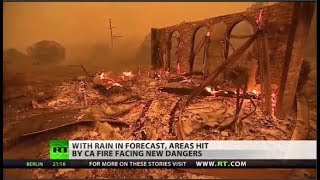 Looters Pillage California As It Burns